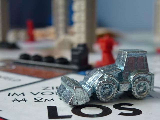 figurka monopoly
