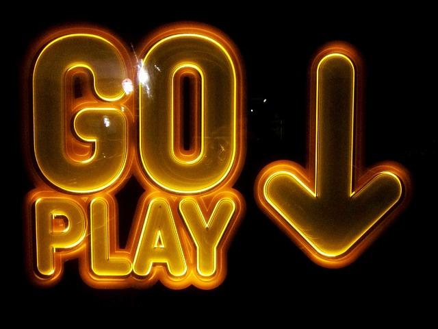 běžte a hrajte