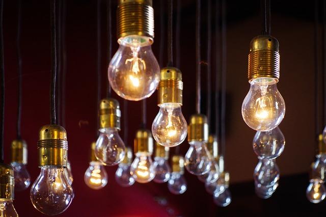 závěsný osvětlení