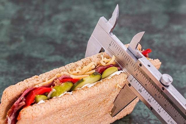 svačina na dietu